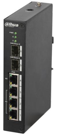 EOL: 4-port Layer 2 PoE Switch – Dahua North America