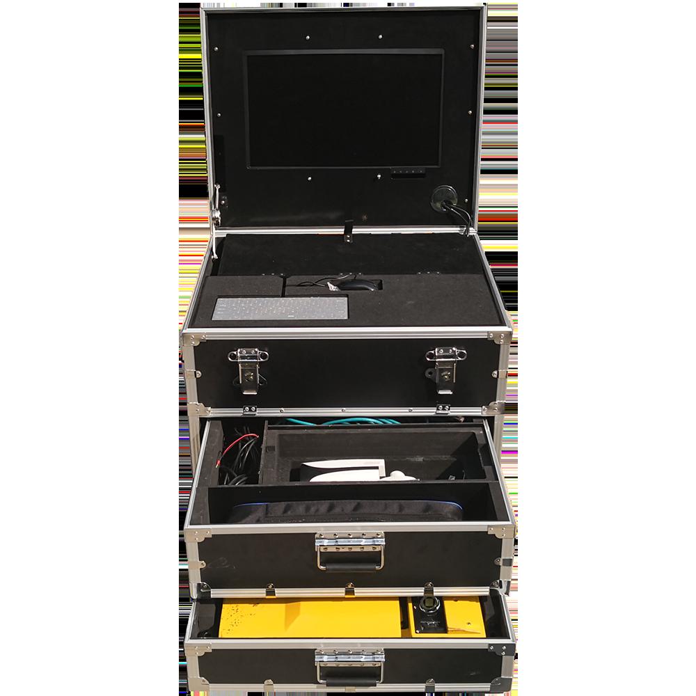 Portable Under Vehicle Surveillance System Dahua North