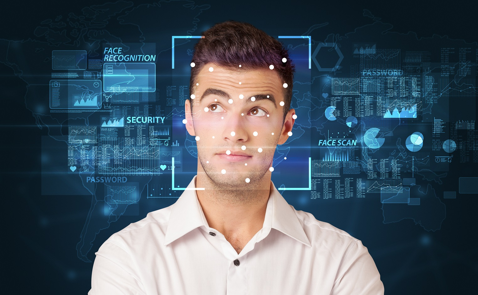 Defining Facial Detection, Facial Attributes and Facial Recognition