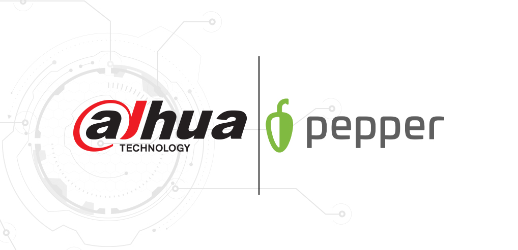 Dahua Technology Partners with Pepper to Bring Heightened  Security to Its Video IoT Devices