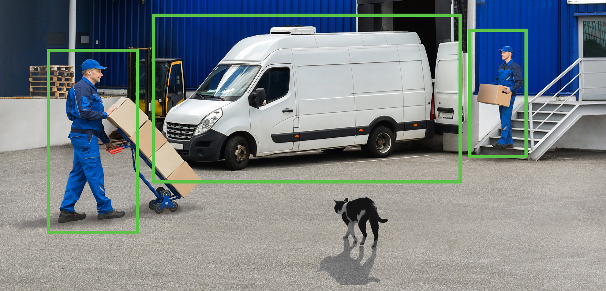 How Smart Motion Detection Works