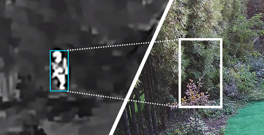Dahua Eureka!<br>10 Things Our Entry-Level Thermal Camera Can Find